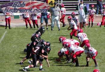 Ukiah Lions Youth Football